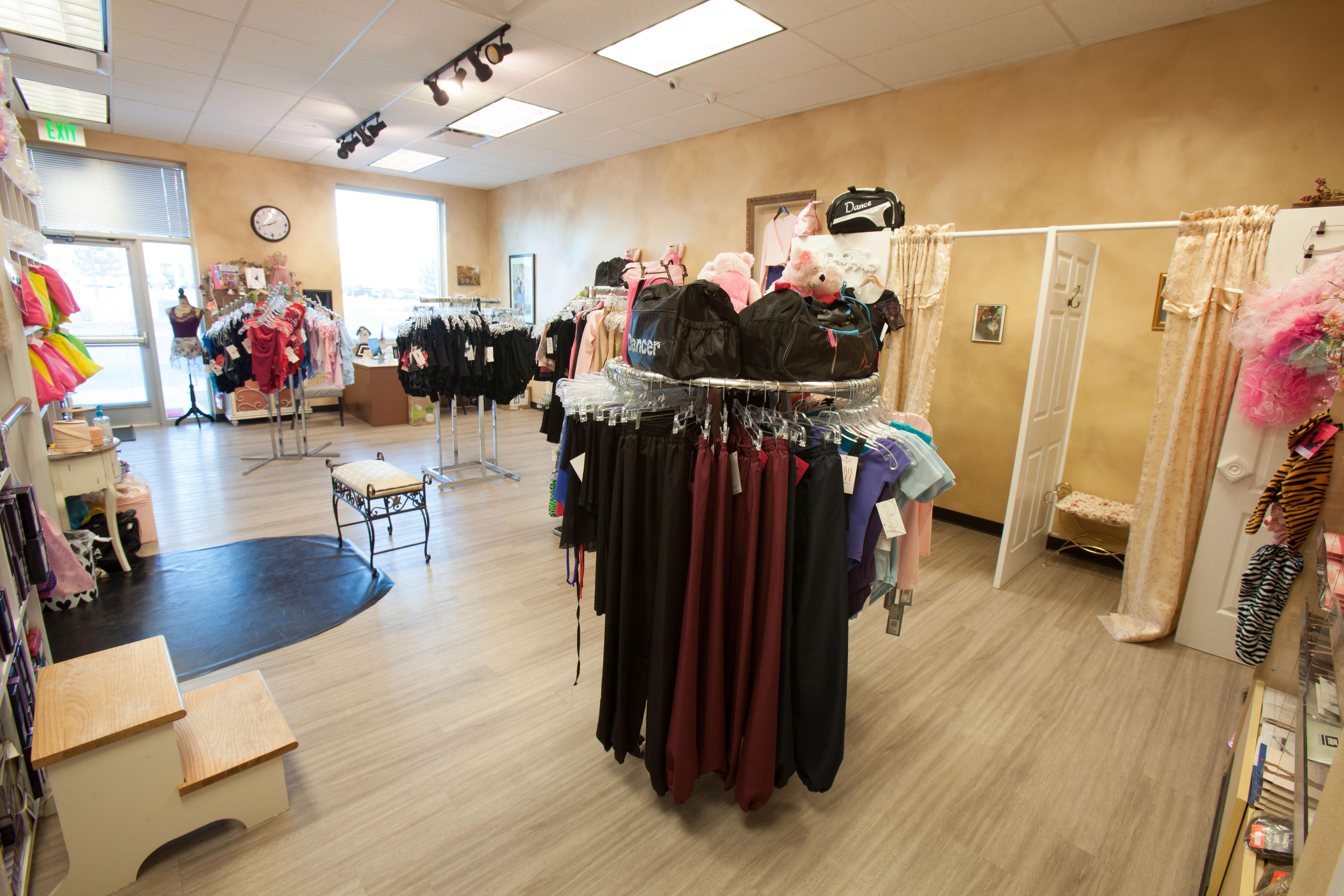 Ballerina Boutique Interior 35