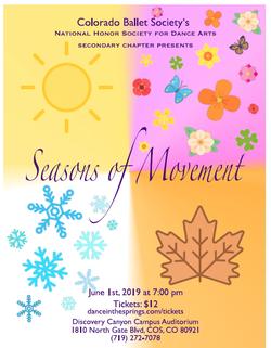 Seasons of Movement