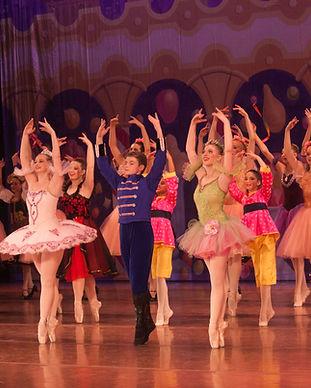 Colorado Ballet Society Nutcracker