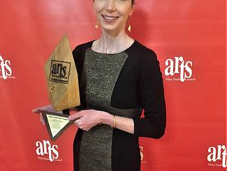 Pikes Peak Arts Council Presents Exceptional Nutcracker Award to Colorado Ballet Society's 'A Colora