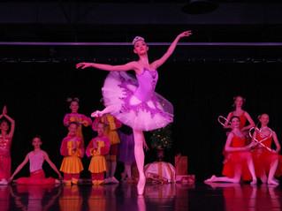 Ballet Society's Petite Nutcracker Performances Benefit Hope & Home