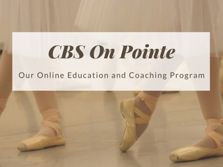 Colorado Ballet Society takes their Superior Instruction and Coaching Online