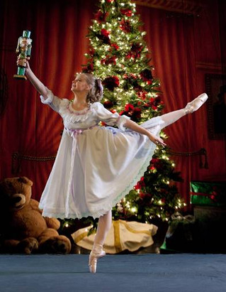 Ballet Society Presents Petite Nutcracker for 250 Head Start Students and Families