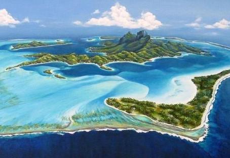 10 lugares incríveis para conhecer no mundo