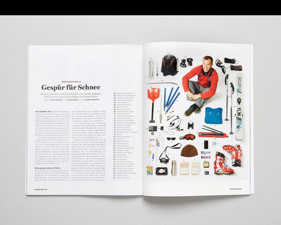 Bergwelten Magazin 2020
