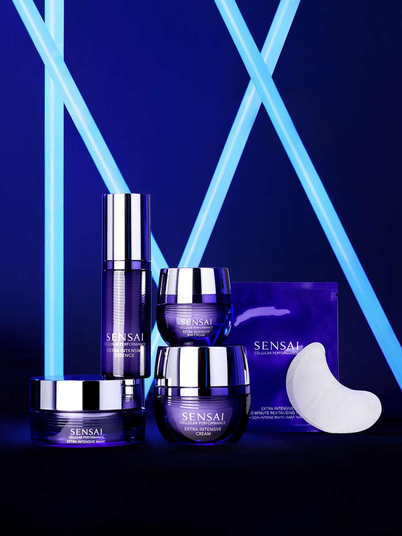 Sensai Cosmetics 2018 - Inhalt und Form Agency