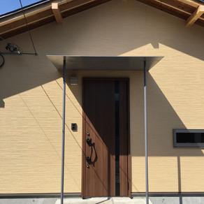 木造平屋の住宅