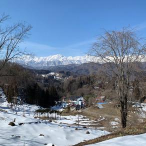 土間の家 -冬-