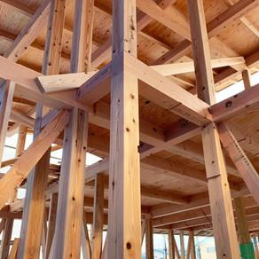 住宅の構造見学会