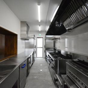 店舗の厨房設計