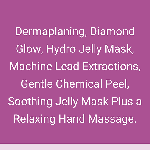 The Beautiful Deluxe Mother's Day Facial