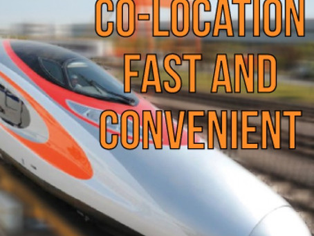 Co-location fast and convenient