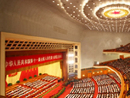 DAB proposals and motions to be submitted at the NPC/CPPCC