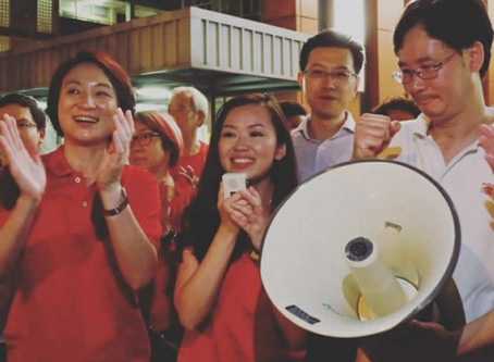 Winning the Eastern District Council Kai Hiu Constituency By-election: Grateful for All the Support