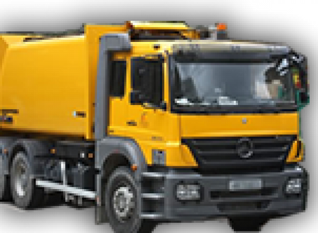 "Say ""NO"" to odour Garbage trucks should have air-tight doors"