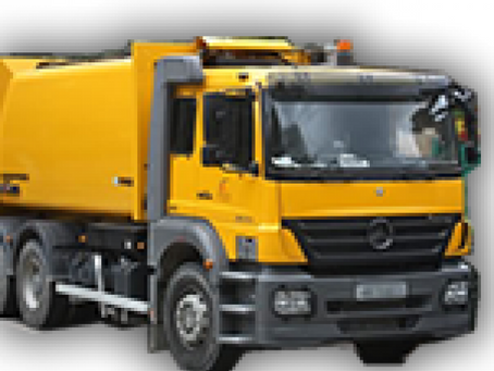 """Say """"NO"""" to odour Garbage trucks should have air-tight doors"""