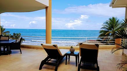 Luxury penthouse in Cabarete