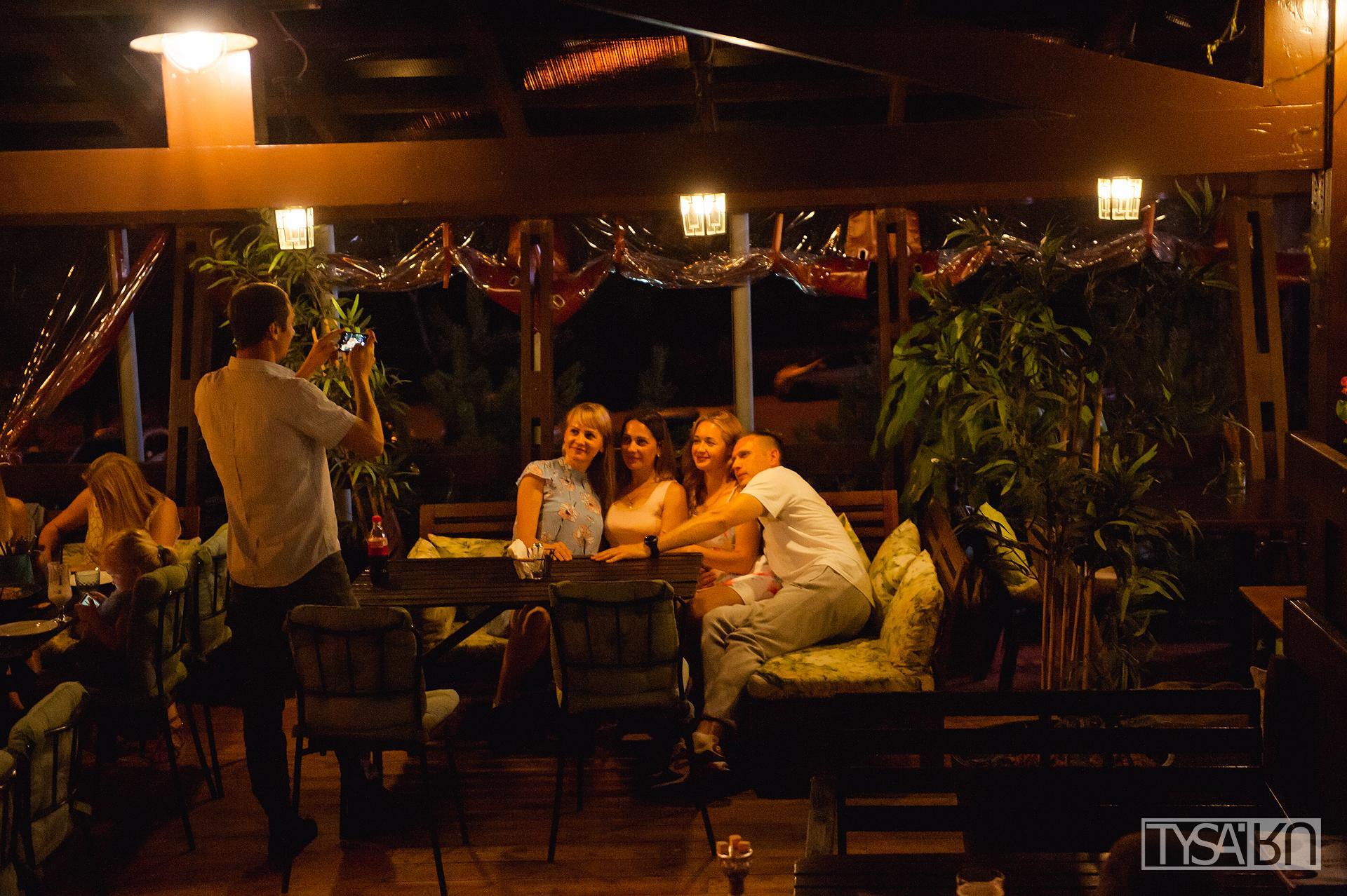 13 июля - Grill Party
