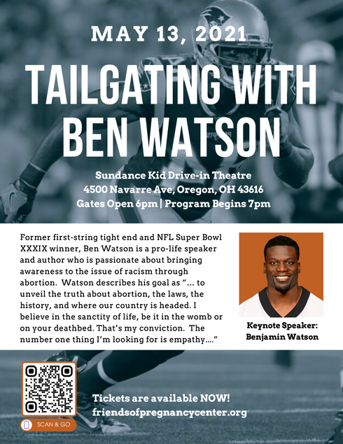 Tailgating with Ben Watson Flier-3.png