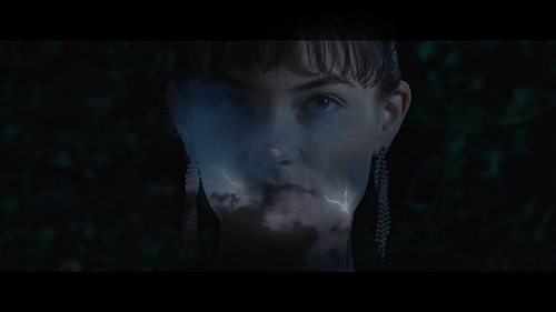 Skin VFX design