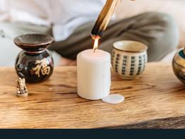 5 Objetos para seu Altar Zen + Inspirações