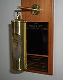 Porge and Ray Lady Skippers Trophy