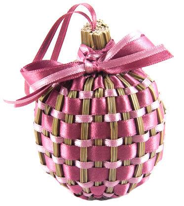 "Boule de lavande ""Tradition"" prune"