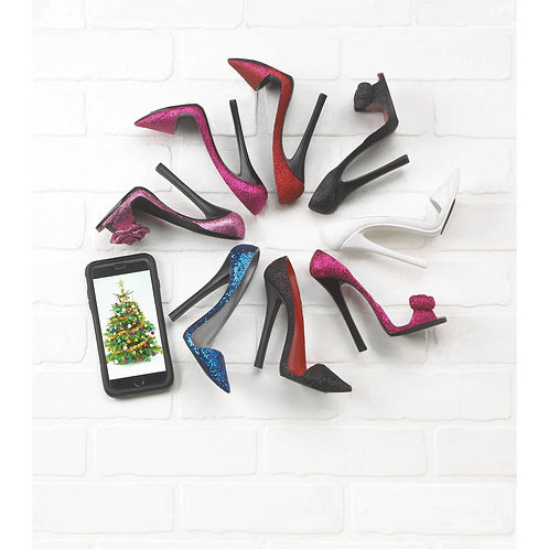 Shoe Phone Holder