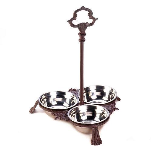 Cast Iron Pet Bowls