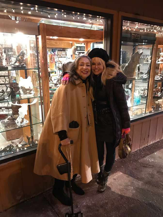 Liz Torres and SSC in Anchorage Alaska f