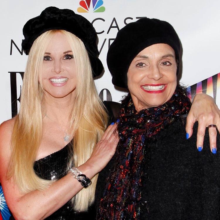 SSC and Valerie Harper at La Femme Film Festival