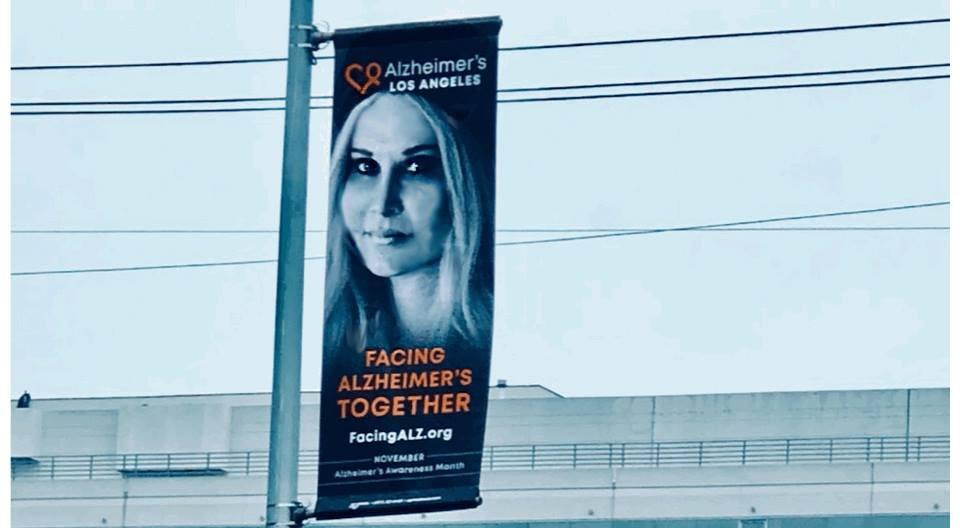 Alzheimer's LA Awareness Campaign 2018