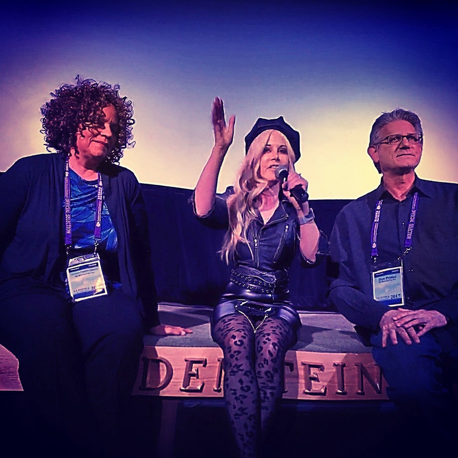 Sedona Film Festival with producers Rome