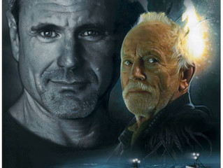 'LIKE' my poster on FB in the Harbinger Down Fan Art Contest