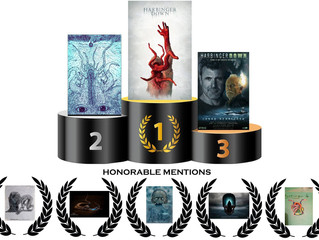 The Harbinger Down Fan Art Contest is over...
