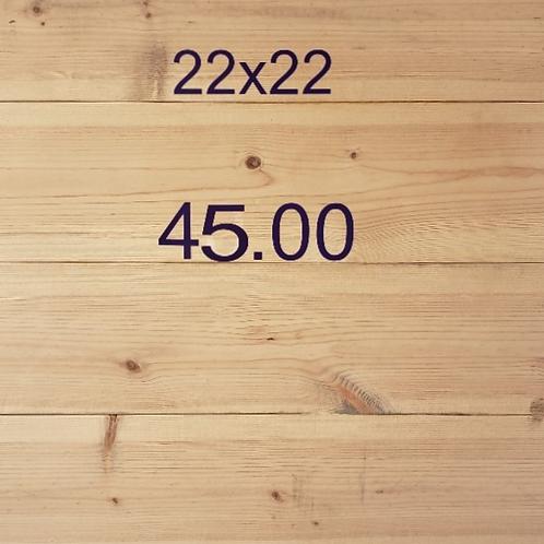 22x22