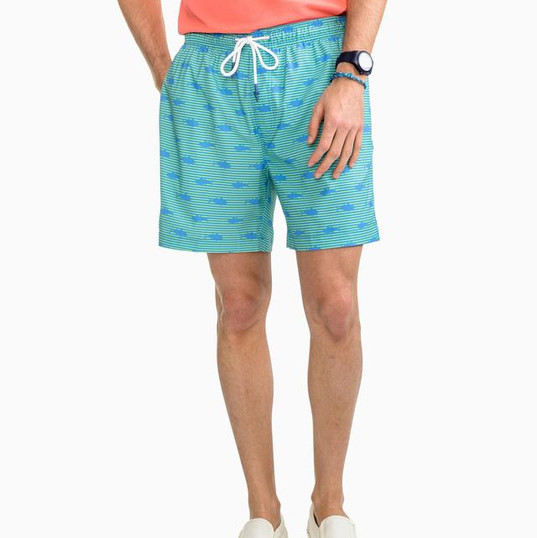 southern tide mens seaworthy swim trunk
