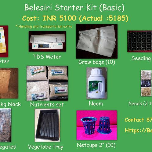Belesiri Starter Kit (Beginner)