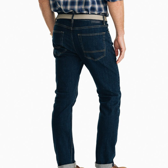 charleston denim jeans rinse