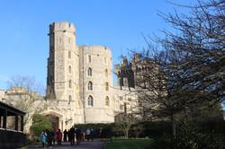 Windsor Castle Feb 2020