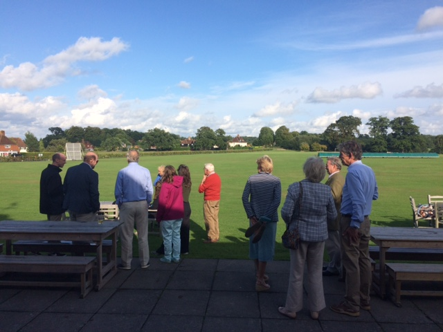 Tea Party and Rounders 1 2017