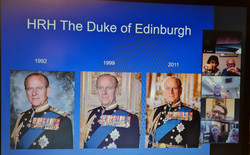 The Duke didn't change his p