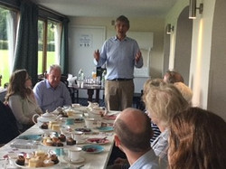 Tea Party and Rounders 2017 President's Speech