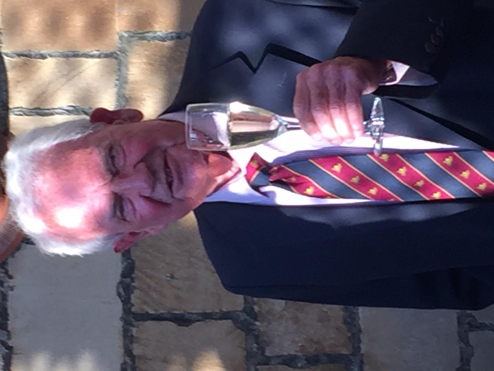 Douglas Hill Man of Honour