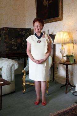 Prudence Addleman, President