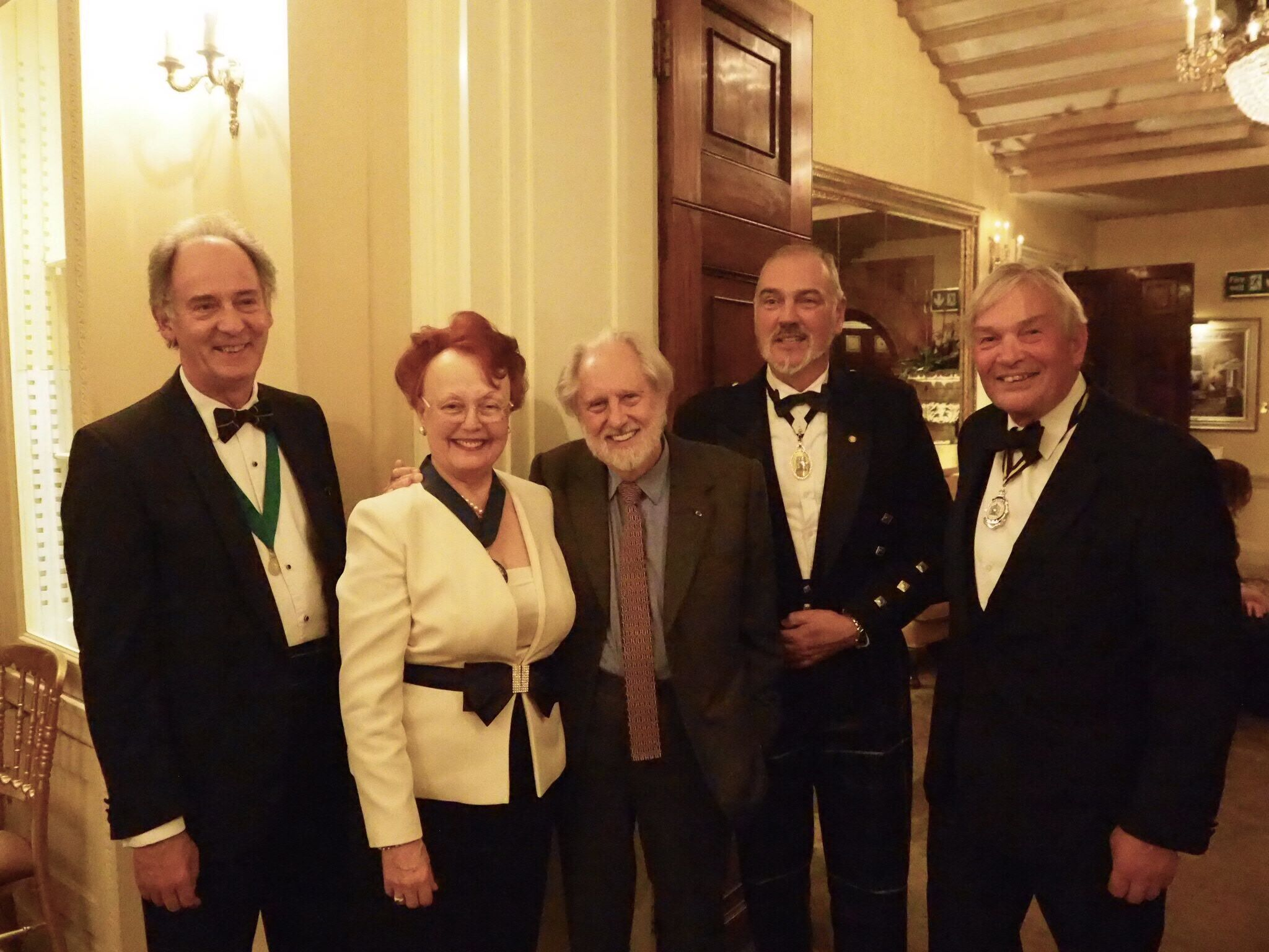 Assoc Presidents and Sir David Puttnam S