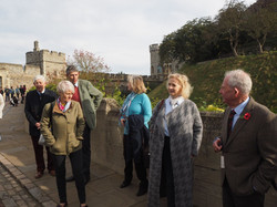 Windsor & Eton Castle Tour October 7
