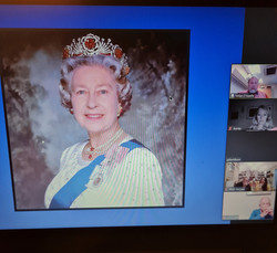HM The Queen Canadian Orders official pho