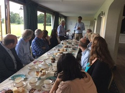 Tea Party and Rounders 2017 2