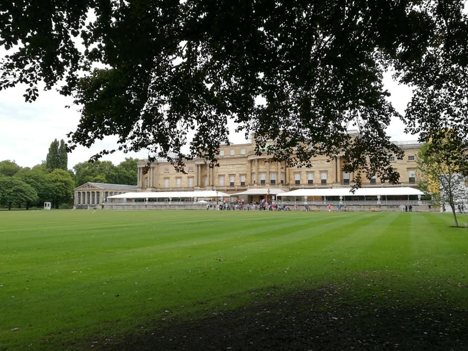 Buckingham Palace Gardens Tour 2